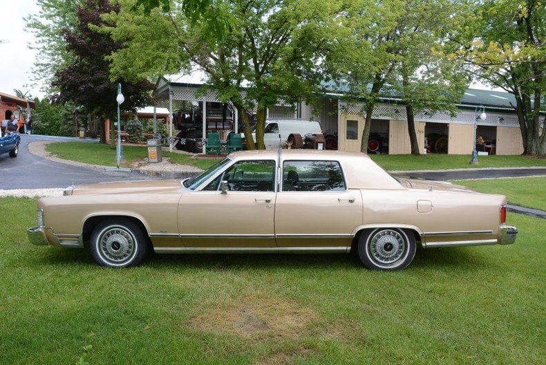 1979 Lincoln  Image 25