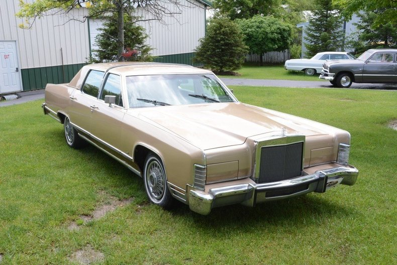 1979 Lincoln  Image 32