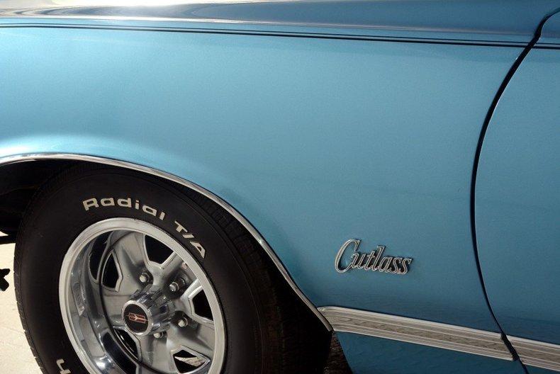1970 Oldsmobile Cutlass Image 11