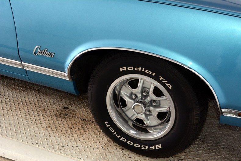 1970 Oldsmobile Cutlass Image 22