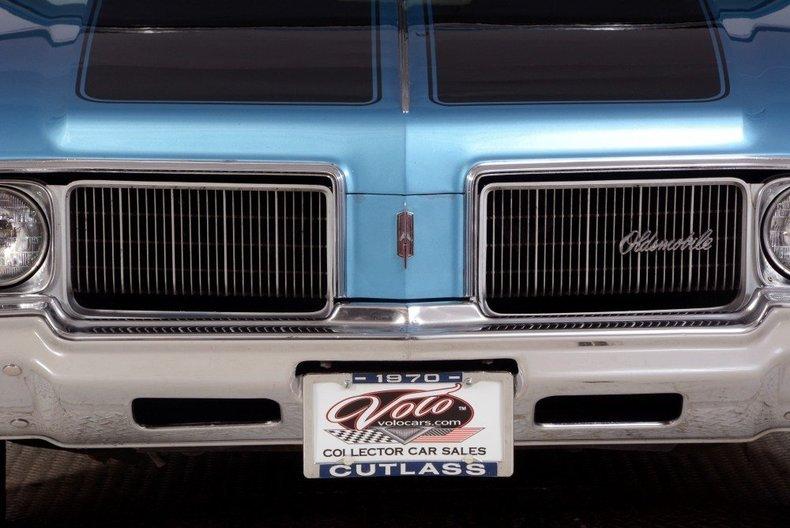 1970 Oldsmobile Cutlass Image 23