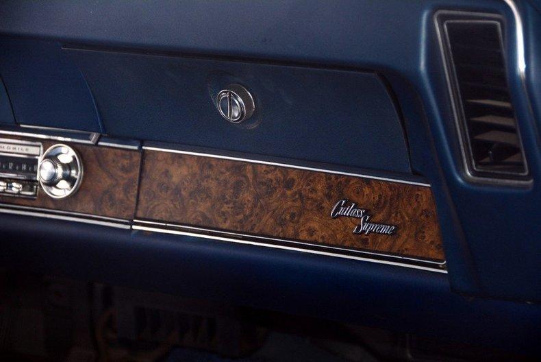 1970 Oldsmobile Cutlass Image 27