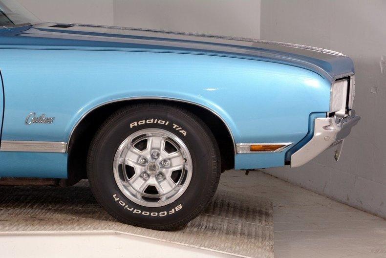 1970 Oldsmobile Cutlass Image 40