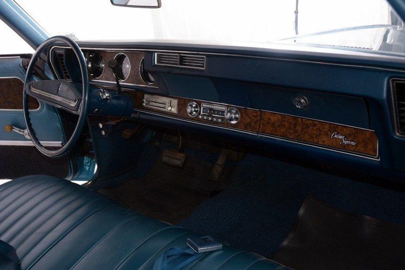 1970 Oldsmobile Cutlass Image 45