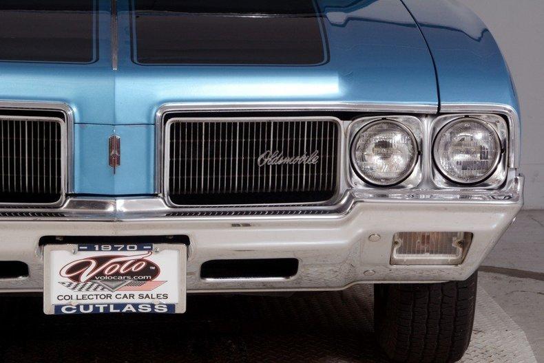 1970 Oldsmobile Cutlass Image 51