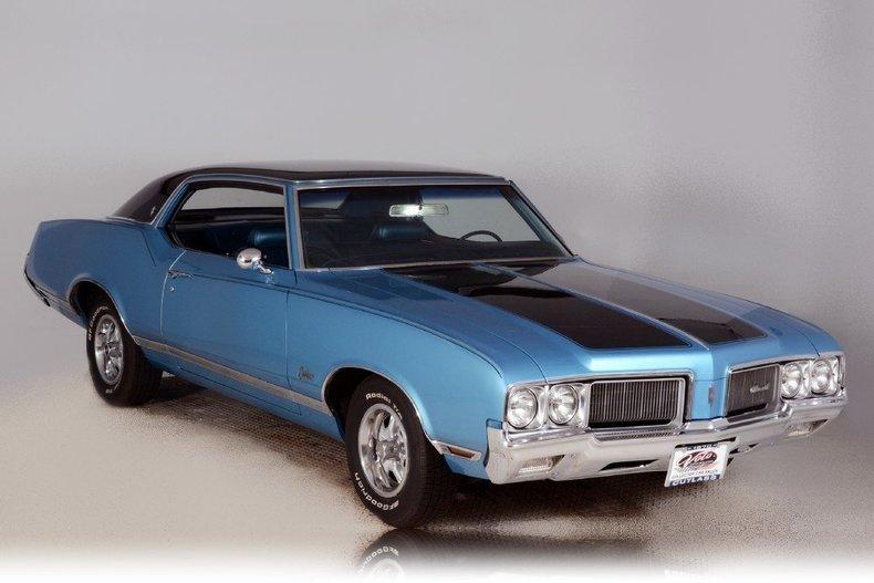 1970 Oldsmobile Cutlass Image 55