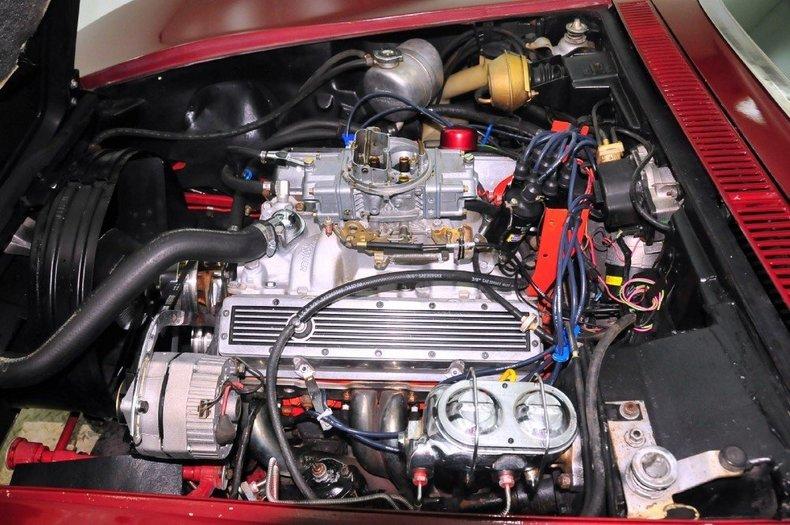 1972 Chevrolet Corvette Image 15