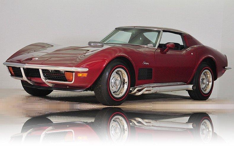 1972 Chevrolet Corvette Image 16