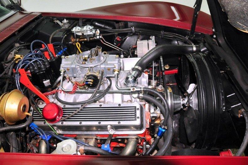 1972 Chevrolet Corvette Image 21