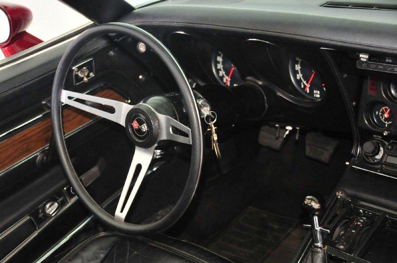 1972 Chevrolet Corvette Image 22