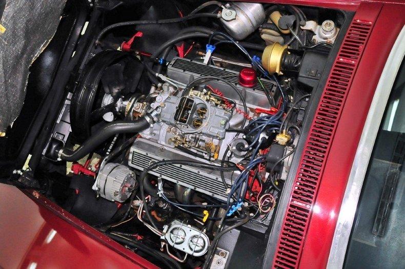 1972 Chevrolet Corvette Image 30