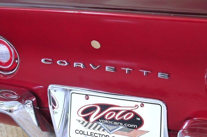 1972 Chevrolet Corvette Image 34