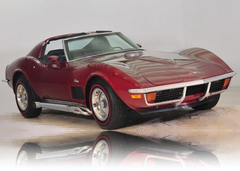 1972 Chevrolet Corvette Image 41