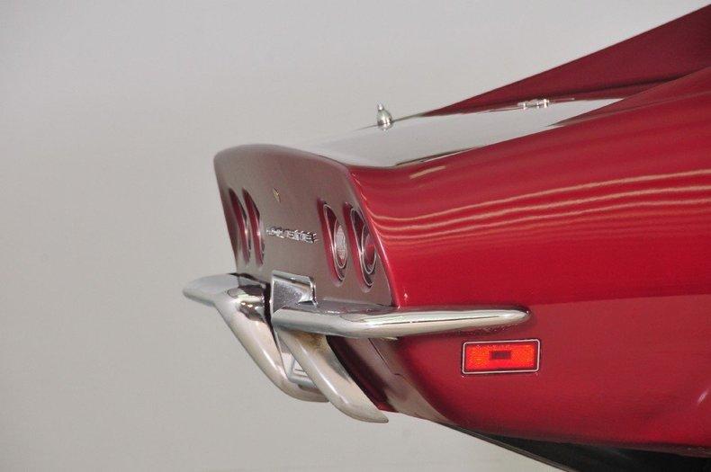 1972 Chevrolet Corvette Image 45
