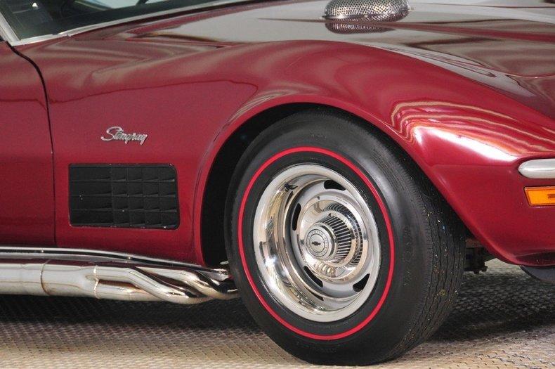1972 Chevrolet Corvette Image 47