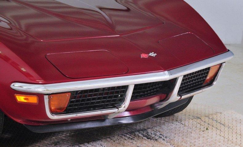1972 Chevrolet Corvette Image 49