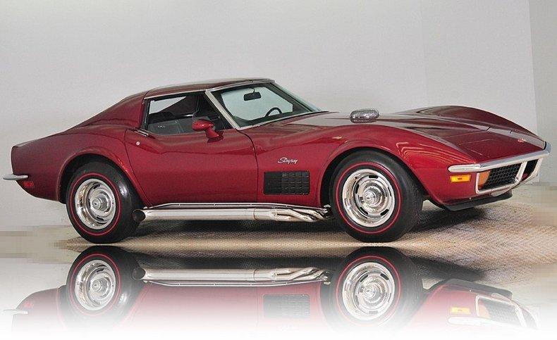 1972 Chevrolet Corvette Image 57