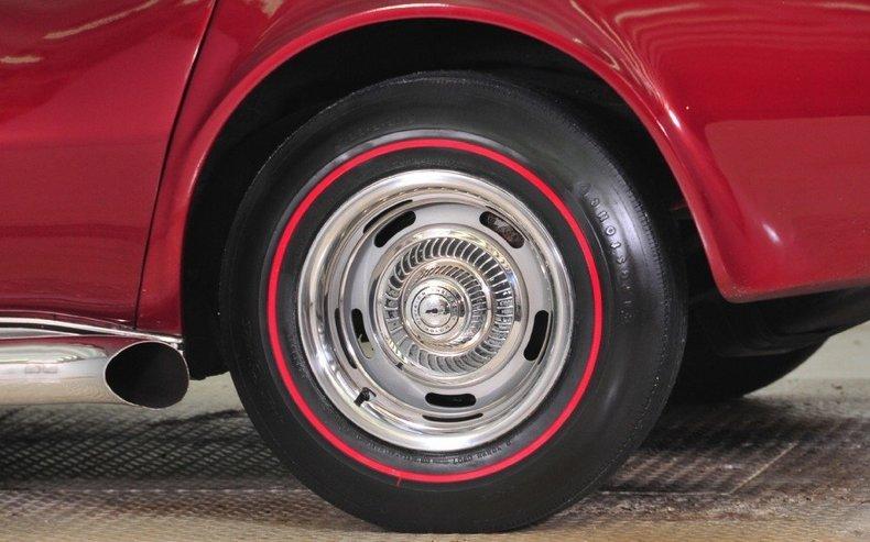 1972 Chevrolet Corvette Image 59