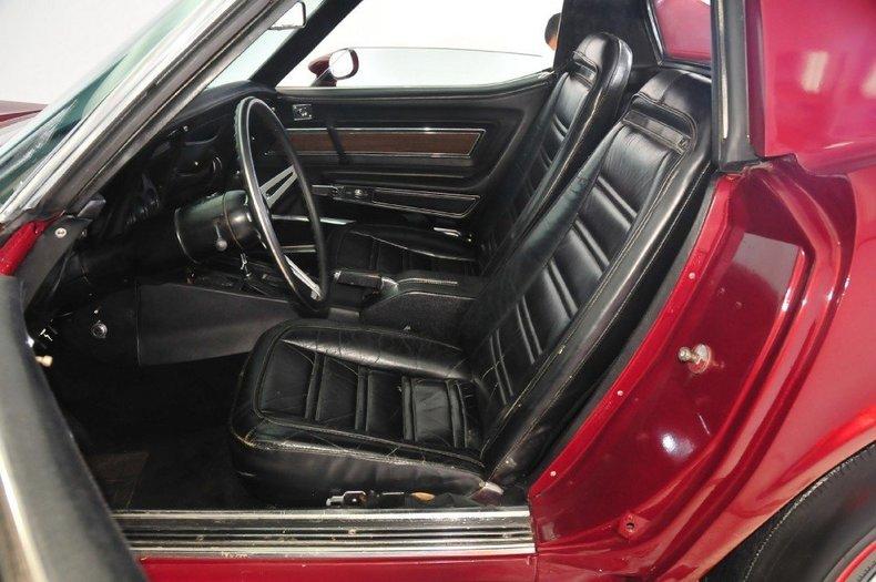 1972 Chevrolet Corvette Image 60