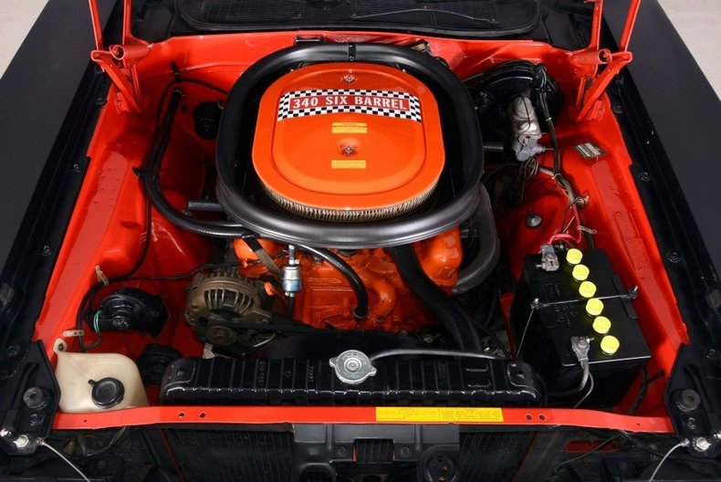 1970 Plymouth Cuda Image 4