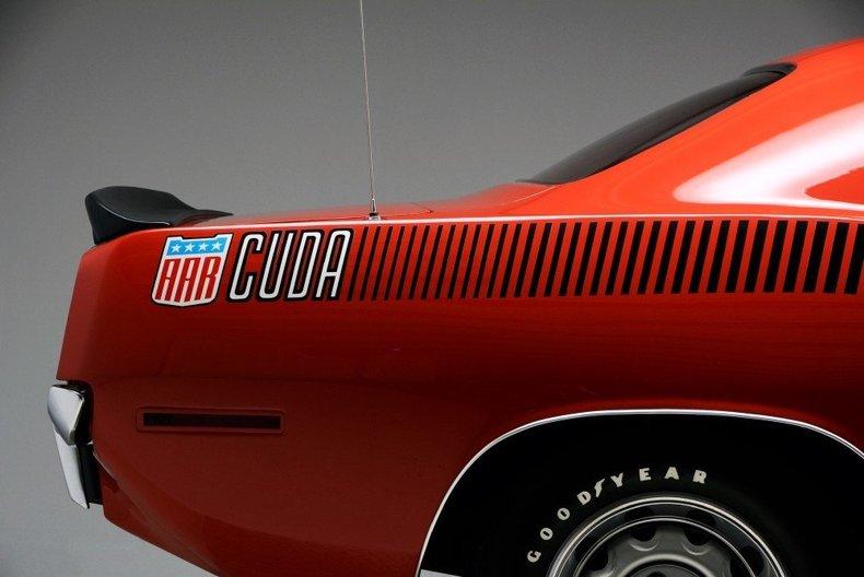 1970 Plymouth Cuda Image 6