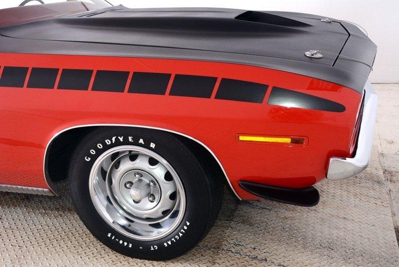 1970 Plymouth Cuda Image 12
