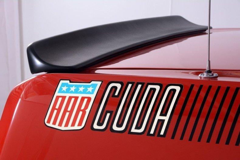 1970 Plymouth Cuda Image 14