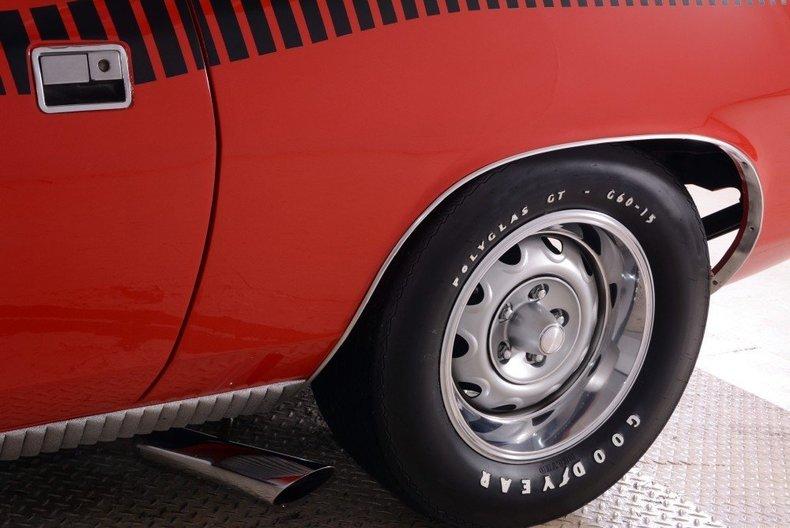 1970 Plymouth Cuda Image 60