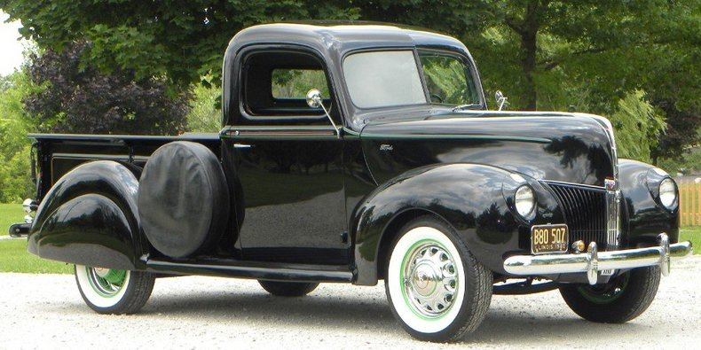 1940 Ford  Image 10