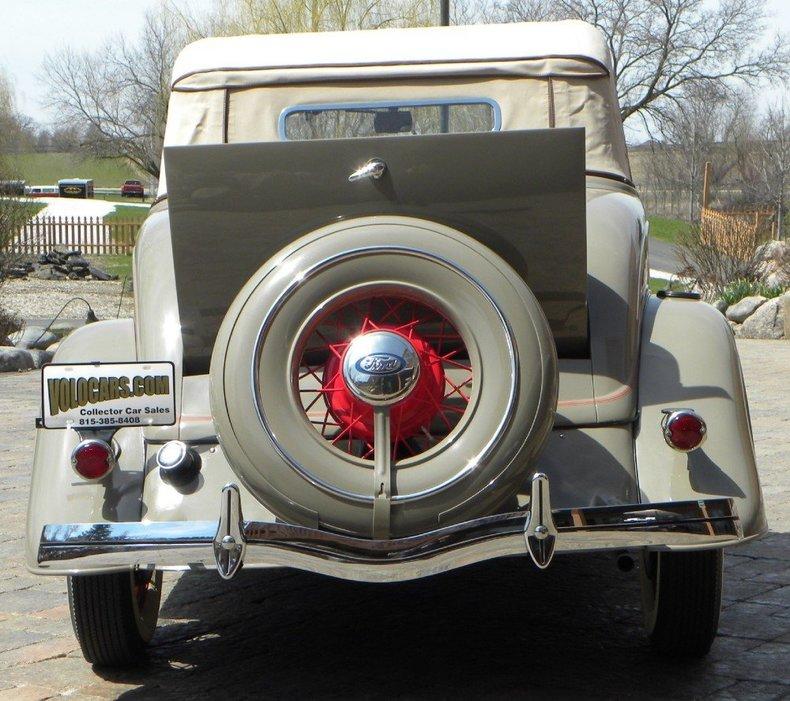 1934 Ford Model 40 Image 5