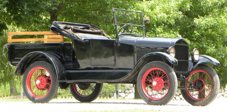 1927 Ford Model T Image 13