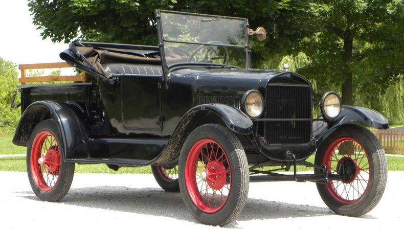 1927 Ford Model T Image 14