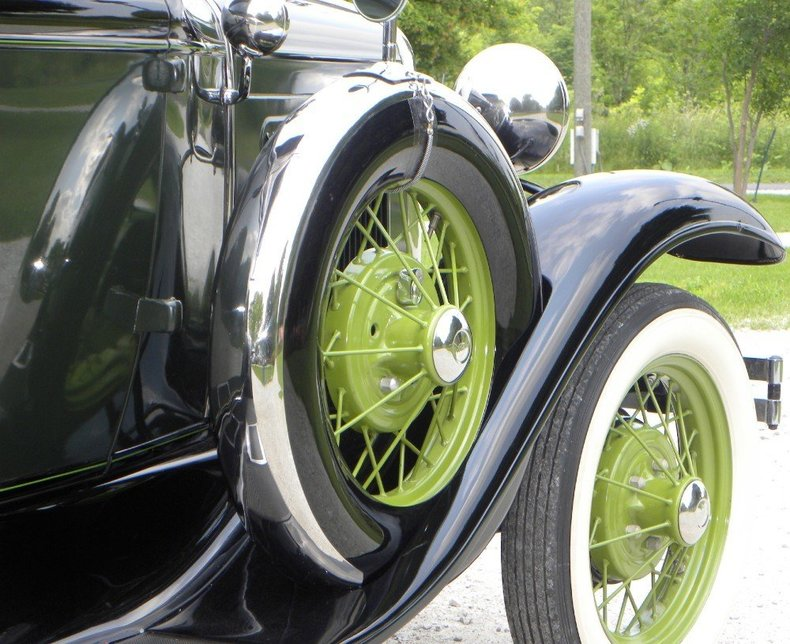 1930 Ford  Image 28