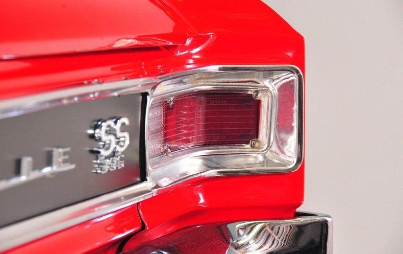 1966 Chevrolet Chevelle Image 20