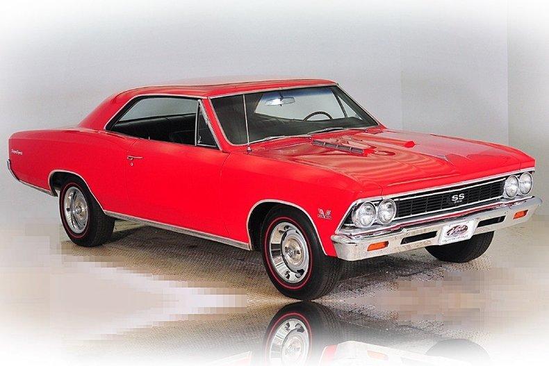 1966 Chevrolet Chevelle Image 74