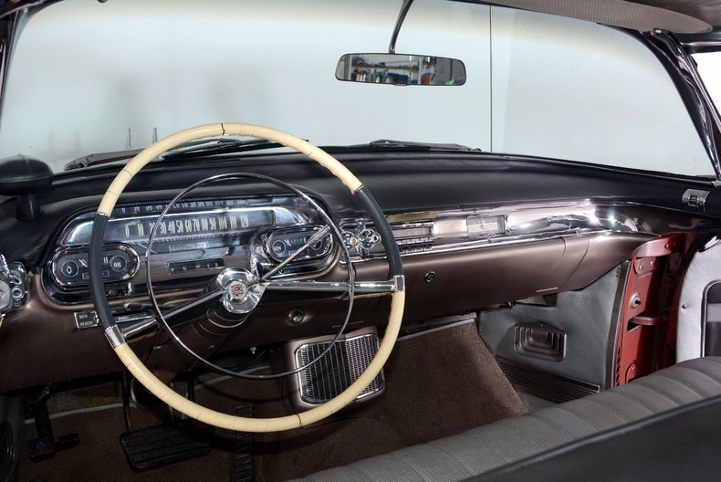 1957 Cadillac Coupe deVille Image 2
