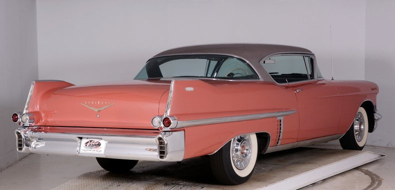 1957 Cadillac Coupe deVille Image 3
