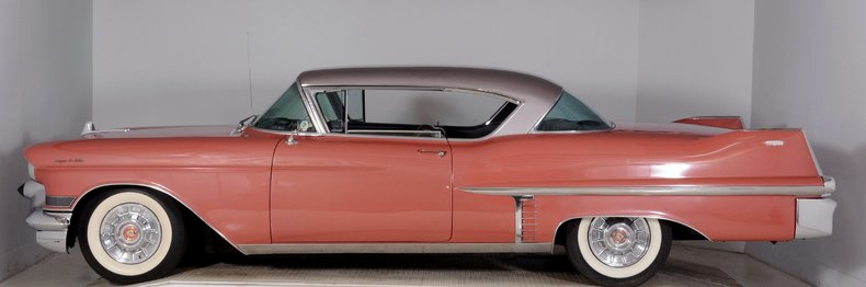 1957 Cadillac Coupe deVille Image 11
