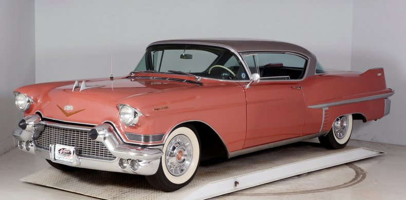 1957 Cadillac Coupe deVille Image 16