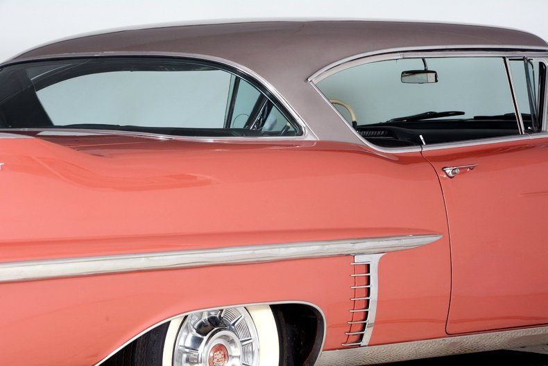 1957 Cadillac Coupe deVille Image 27