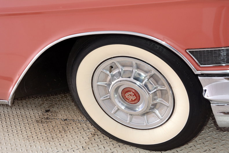 1957 Cadillac Coupe deVille Image 35