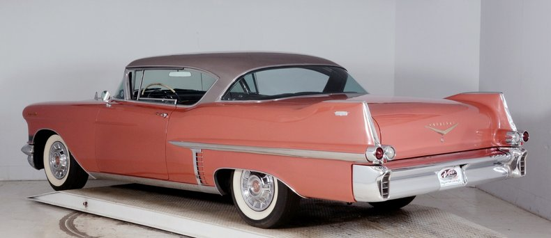 1957 Cadillac Coupe deVille Image 48