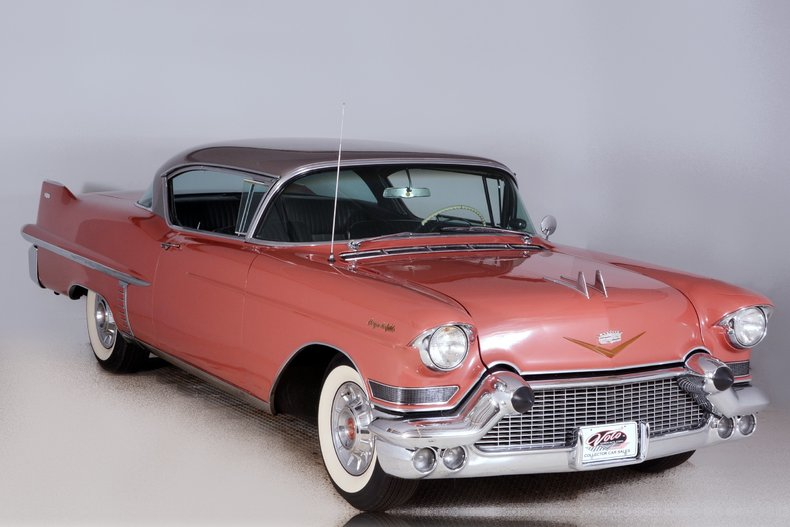1957 Cadillac Coupe deVille Image 64