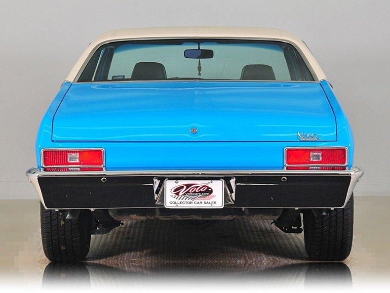 1972 Chevrolet Nova Image 6