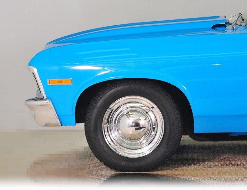 1972 Chevrolet Nova Image 9