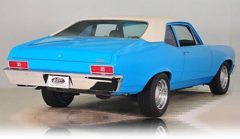 1972 Chevrolet Nova Image 13