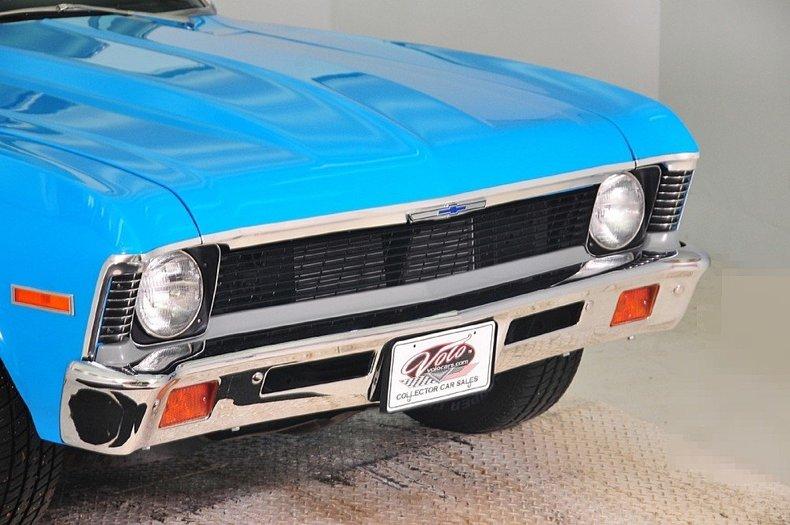 1972 Chevrolet Nova Image 33