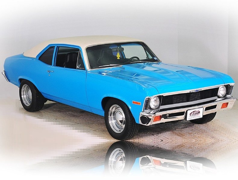 1972 Chevrolet Nova Image 35