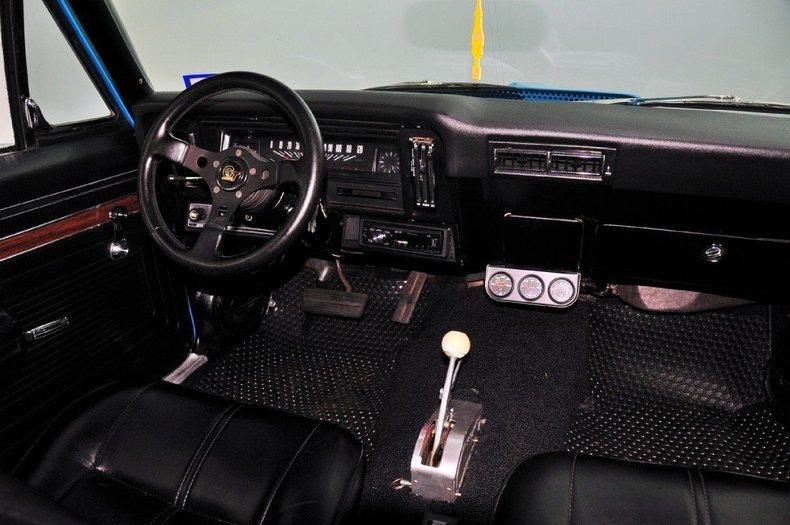 1972 Chevrolet Nova Image 38