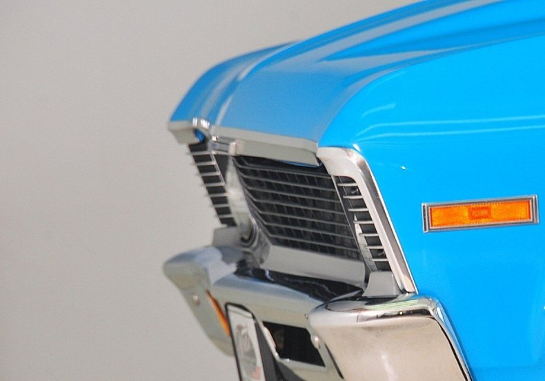 1972 Chevrolet Nova Image 50